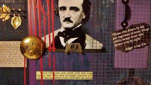 Detail Image for art Poe (SOLD)