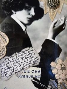 Detail Image for art Colette Collage 2 (SOLD)