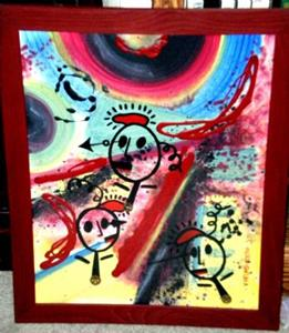 Detail Image for art 3 Peeps