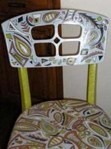Detail Image for art Geometric Chair