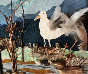 Detail Image for art Seagull Rising