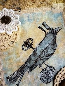 Detail Image for art Steampunk Purse