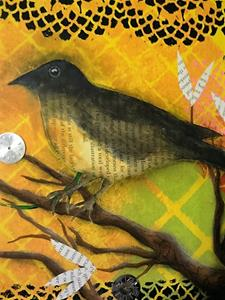 Detail Image for art Rockin' Robin