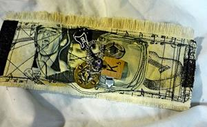 Detail Image for art Elvis Cuff