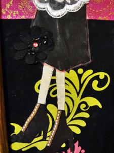 Detail Image for art Sarah