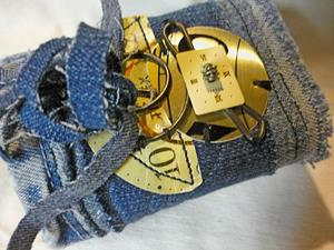 Detail Image for art Jean Punk Cuff