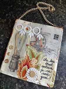 Detail Image for art Steampunk Purse 3 (SOLD)