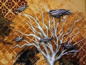 Detail Image for art Gray Tree
