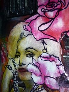 Detail Image for art Marilyn SOLD