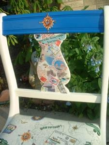 Detail Image for art Bon Voyage Chair SOLD