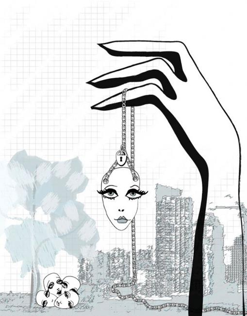 Art: Dangling Participles by Artist studio524