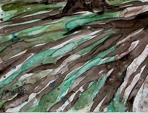 Detail Image for art Long walk