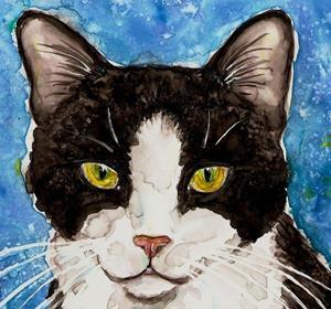 Detail Image for art Tuxedo Blues