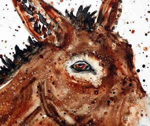 Detail Image for art Burro Impression
