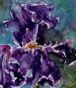 Detail Image for art Impression of Irises 2