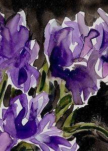 Detail Image for art Flower Vase 1