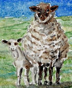 Detail Image for art Spring Rain