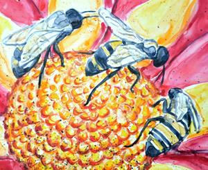 Detail Image for art It's all the Buzz