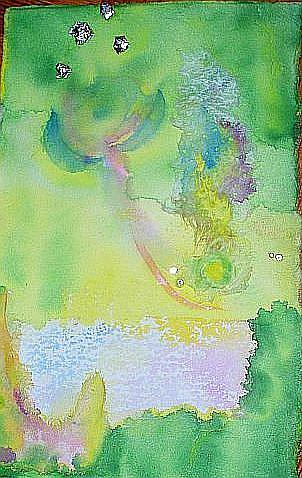 Art: Unwrapping: Underground Growth by Artist Kathabela Wilson