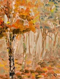 Detail Image for art The Color of Fall