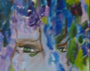 Detail Image for art Lady of the Westeria