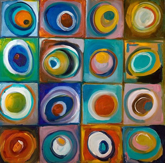 Art: Expressions of Color by Artist Delilah Smith