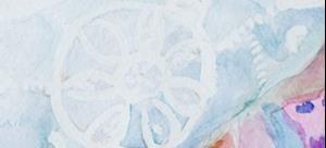 Detail Image for art Two Sleeping Kitten