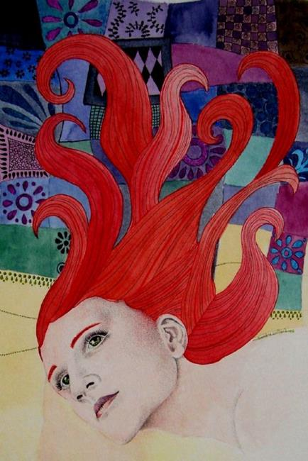 Art: The Odyssey by Artist Sandra Willard