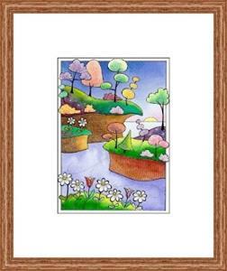 Detail Image for art Secret Inlet