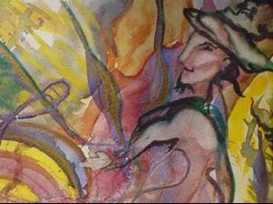 Detail Image for art Rumpelstiltskin's Cradle