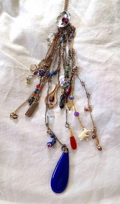 Art: Carnival - Necklace by Artist Shawn Marie Hardy