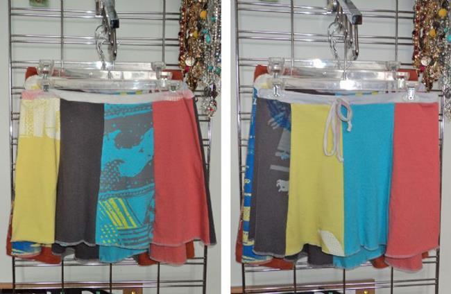 Art: Collage d'Skirt 1 by Artist studio524