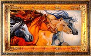 Detail Image for art 5 HORSE RUN