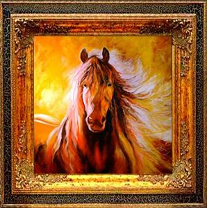 Detail Image for art ABSTRACT STALLION