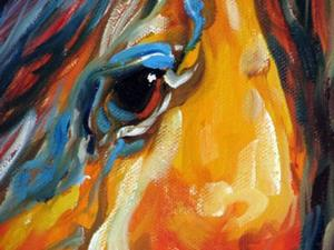 Detail Image for art MUSTANG APPALOOSA