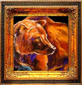Detail Image for art Bear