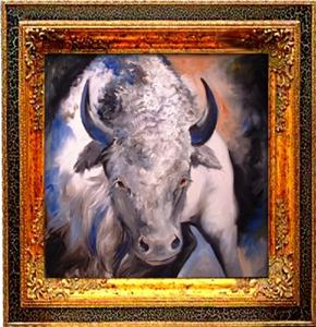 Detail Image for art Miracle-The White Buffalo