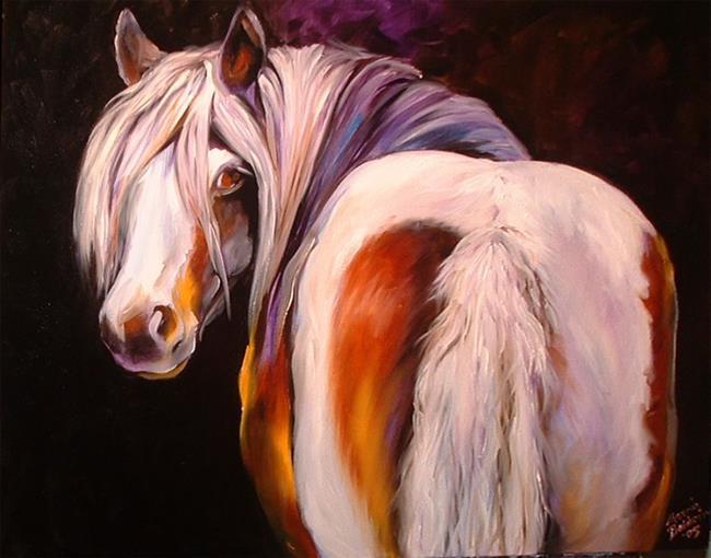 Art: SPIRIT SHADOW by Artist Marcia Baldwin