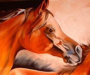 Detail Image for art SPIRIT ARABIAN