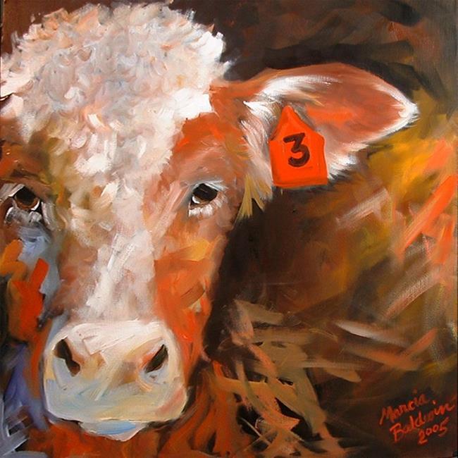 Art: Little No.3 by Artist Marcia Baldwin