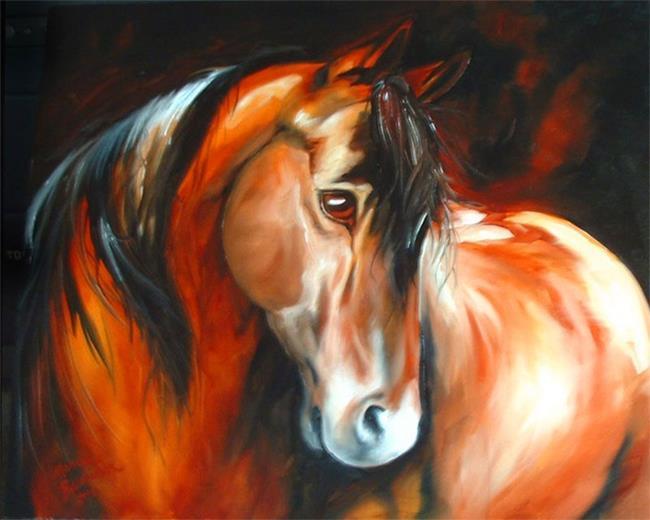 Art: Spirit Calm by Artist Marcia Baldwin