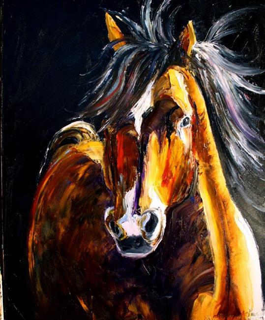 Artistic Horses Wild Horses by Artist