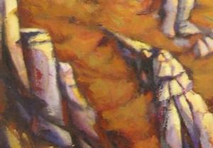 Detail Image for art Arizona landscape (sold)