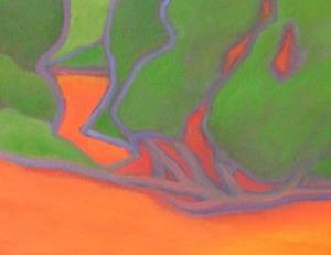 Detail Image for art Wonderland aka Colorado Landscape (sold)