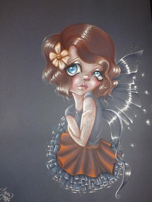 Art: Kristie by Artist Sour Taffy