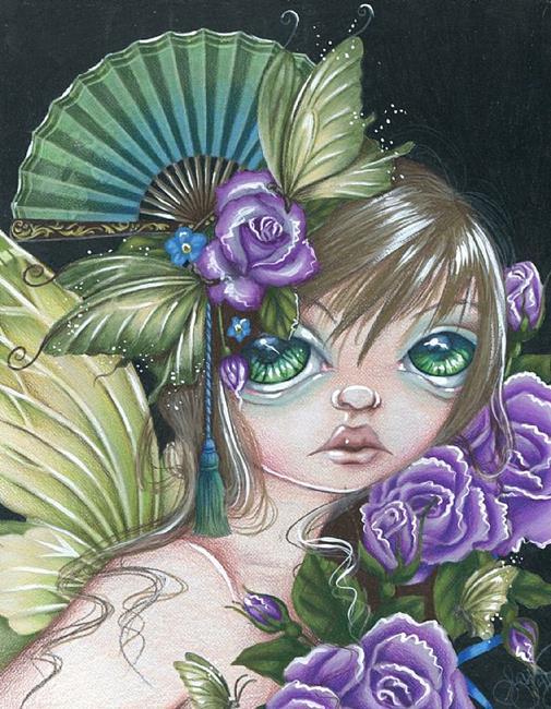 Art: Fan Fare by Artist Sour Taffy