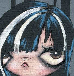 Detail Image for art Spookie Lottie