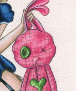 Detail Image for art Bunny Snare
