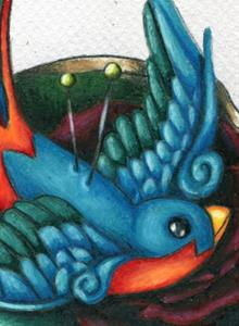 Detail Image for art Songbird