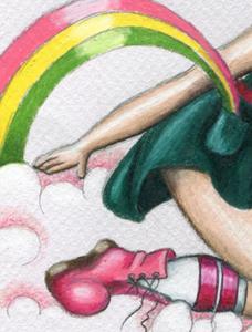 Detail Image for art Daisy Picker